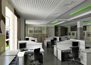 For business centers