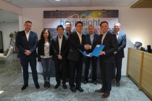 Hikvision announces partnership with security lab Brightsigh